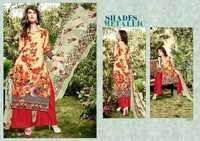 Pakistani Lawn Cotton Collection - Razia vol 2 Full Catalog
