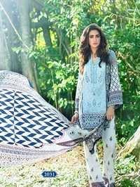 Pakistani Lawn Cotton Collection - Zarkash Vol 4 Full Catalog