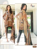 Pakistani Lawn Cotton Collection - Zarkash Vol 4 Full Catalog