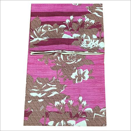 Cotton Printed Mattress Cover