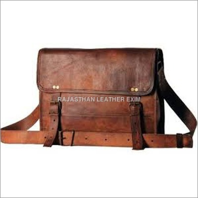 Ganuine goat leather bag