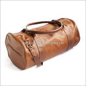 Leather Gym Bags