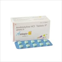 Amitriptyllin hydrochloride IP 10 mg