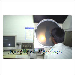 Calibration of Profile Projector
