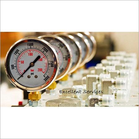 Pressure and Vacuum Gauge
