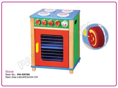 Wooden Role Play Stove