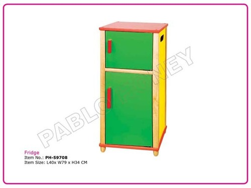 Wooden Role Play Fridge