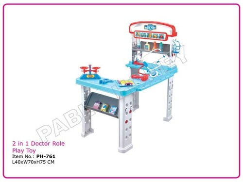 2 in 1 Doctor Role Play Toy