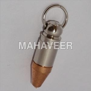 Bullet Shape Amulet