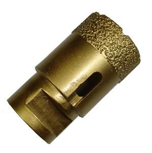 Brazed Diamond Core Bit