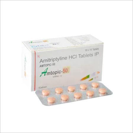 Amitriptyllin hydrochloride IP 50 mg