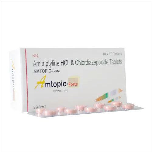 Amitriptyllin 25mg+Chlordiazepoxide10mg