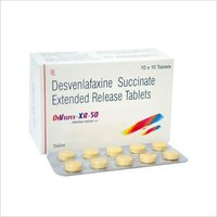 Desvenlafaxin 50 mg extended release