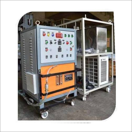 High Frequency Induction Heater For Bolt Heating