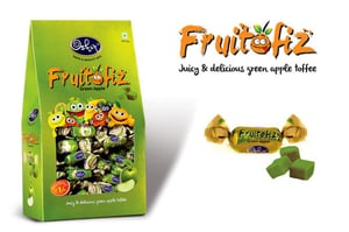 Fruitofiz Green Apple Toffee
