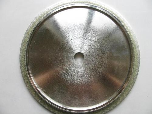 Electroplated Profiling Wheel