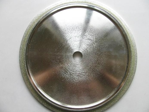 Electroplated Profiling Wheel