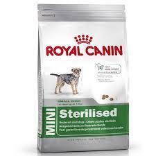 Royal Canin Mini Sterilised Dry Dog Food