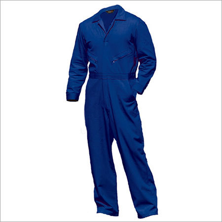 Industrial Cotton Coveralls