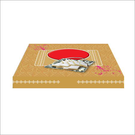 Kaju Barfi Packaging Boxes