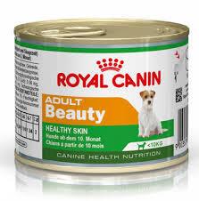 Royal Canin Mini Adult Beauty  Wet Dog Food
