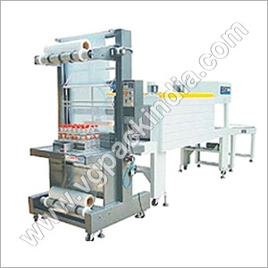 Bottles Shrink Wrapping Machine
