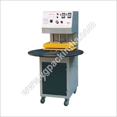 Rotary Type Blister Sealing machine