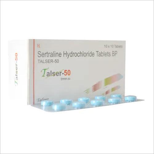 Sertraline Hydrochloride 50 mg