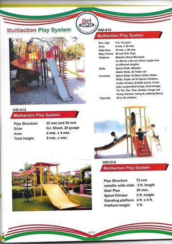 Multiaction Play System 512