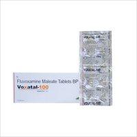 Fluvoxamine Maleate 100 mg.