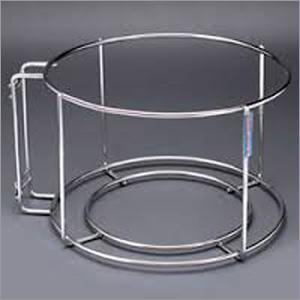 Steel Dustbin Holder