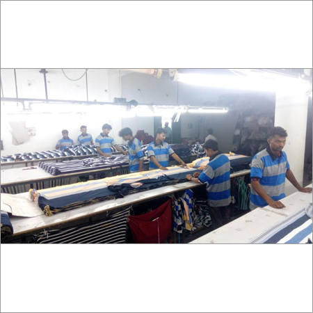 Manufacturing Process for T-Shirt