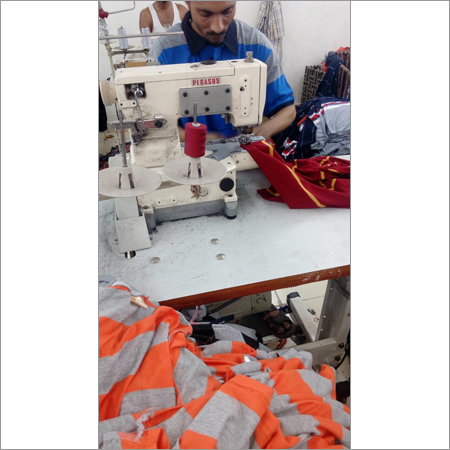 Manufacturing Process for Bermuda