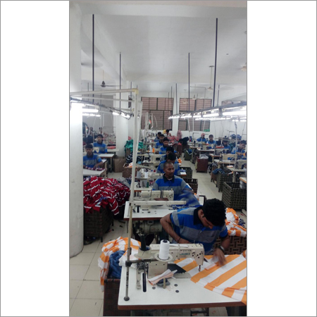 Manufacturing Process for Shirt