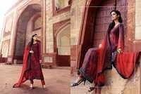 Rivaa dilruba-2 Georgette Embriodary suit