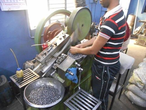 Manual Thread Rolling Machine