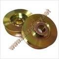 V Type Pulley Mild Steel