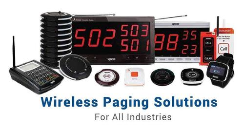 Wireless Paging Solutions