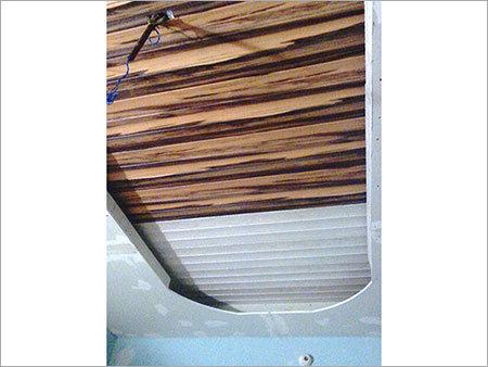 Wooden False Ceiling For Design