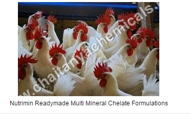 Nutrimin Readymade Multi Mineral Chelate Formulations