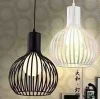 Wire Hanging Lamps
