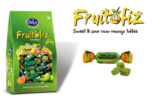Fruitofiz Raw Mango Toffee