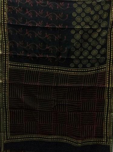 Designer Chanderi Silk Saree