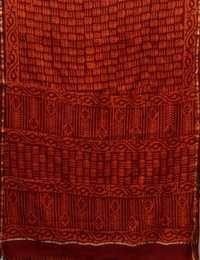 Traditional Chanderi Silk Saree