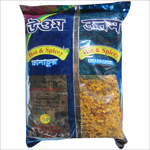 Hot & Spicy Chanachur