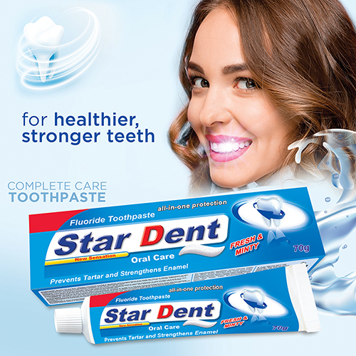 Star Dent Oral Care Toothpaste