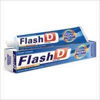 Flash-D Fluoride Toothpaste