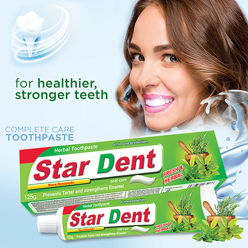 Oral Care Toothpaste