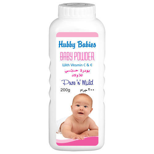 Hubby Babies Baby Powder