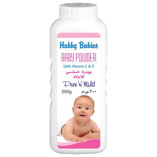 Hubby Baby Powder